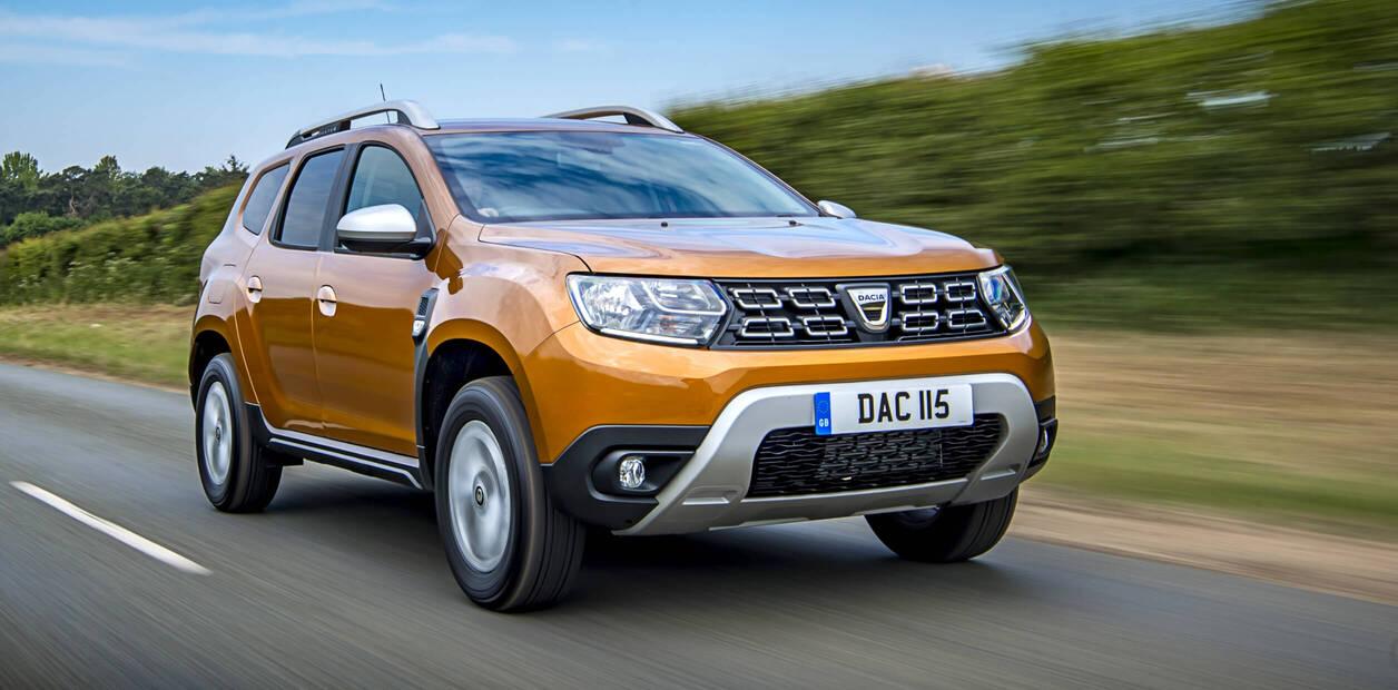 Dacia Car