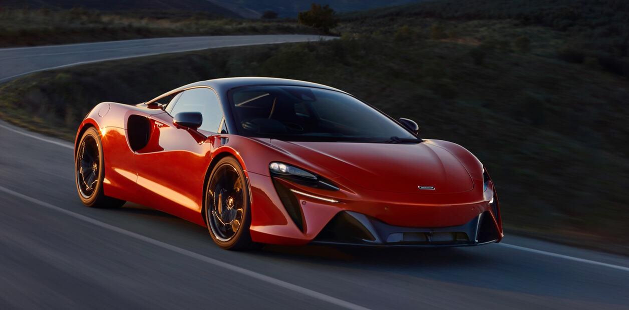 McLaren Car